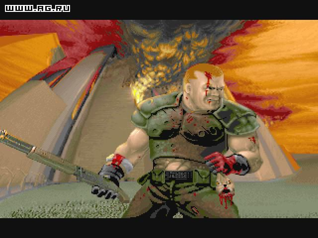 The Ultimate Doom: Thy Flesh Consumed screenshot