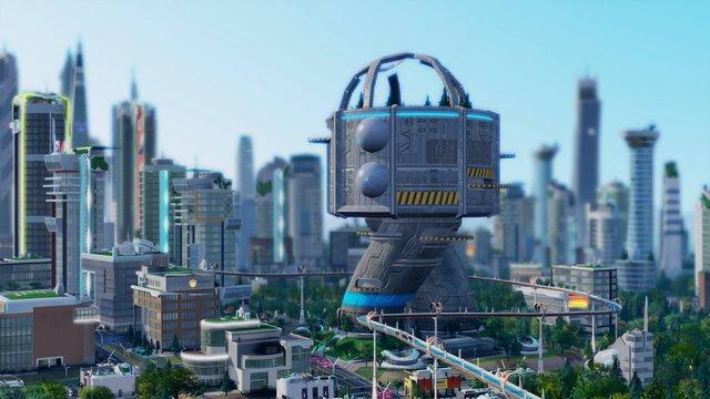 SimCity: Города будущего screenshot