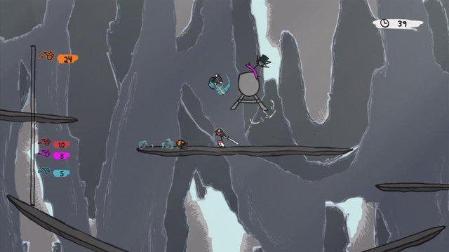 The Fancy Pants Adventures screenshot