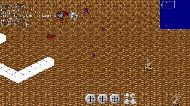Mech RTS Demo screenshot