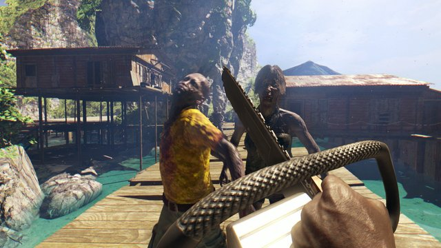 Dead Island: Riptide Definitive Edition screenshot