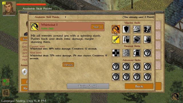 Exiled Kingdoms screenshot