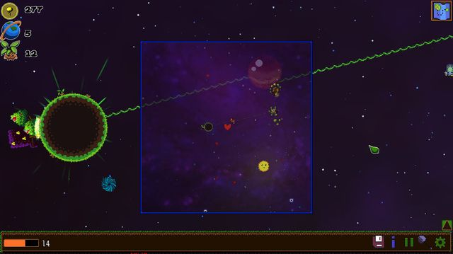 The Space Garden screenshot