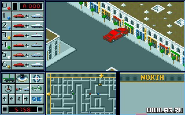 Chicago '90 screenshot