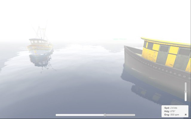Universal Docking Simulator screenshot