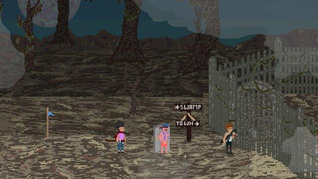Lost Bros screenshot