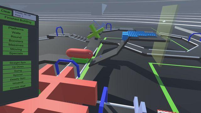 Cube Racer screenshot