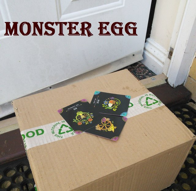 Monster Egg screenshot