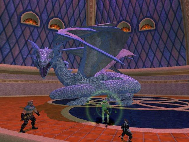 EverQuest II: Kingdom of Sky screenshot
