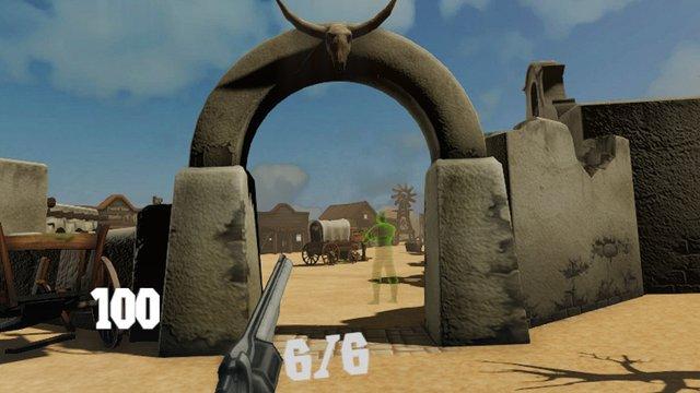 Wild West VR screenshot