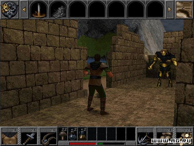 King's Quest: Mask of Eternity screenshot