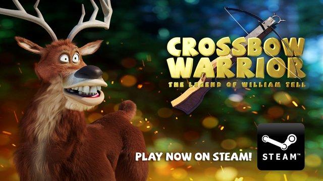 Crossbow Warrior - The Legend of William Tell screenshot