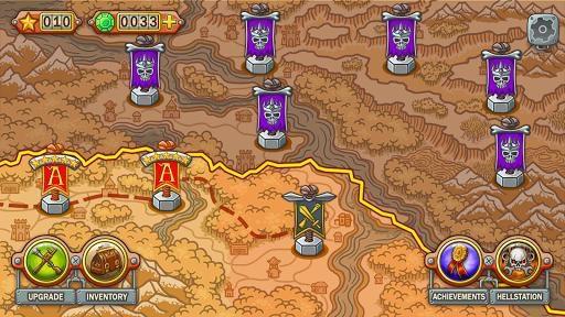 Tower Defense: Castle Wars (Strategy Games) screenshot