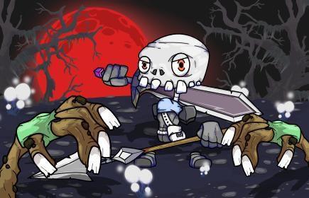 Dark Medieval Times - Alpha Demo I screenshot