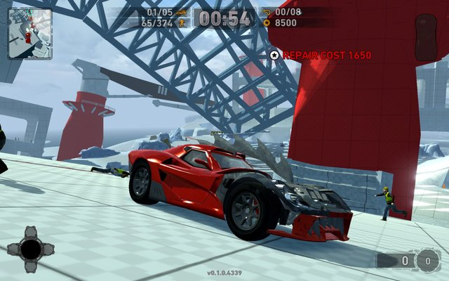 Carmageddon: Reincarnation screenshot