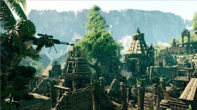 Sniper: Ghost Warrior screenshot