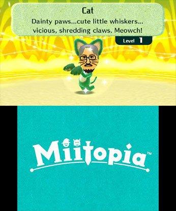 Miitopia screenshot