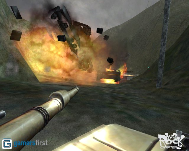 War Rock screenshot