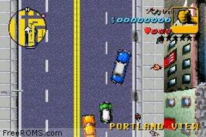 Grand Theft Auto Advance screenshot
