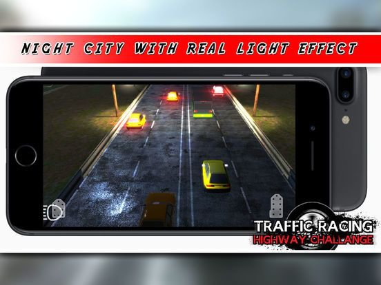 Highway Traffic Racing - Rivals Speed Car Racer screenshot