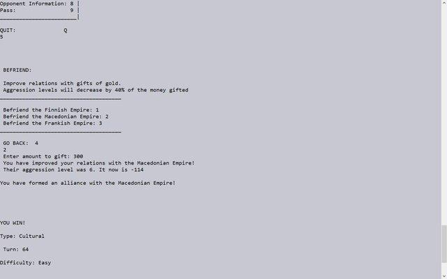SimplyCiv screenshot