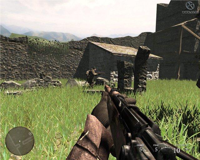 The Royal Marines Commando screenshot