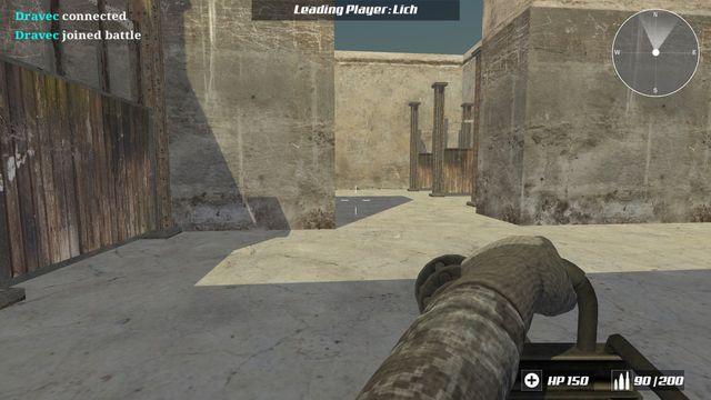 Masked Forces screenshot