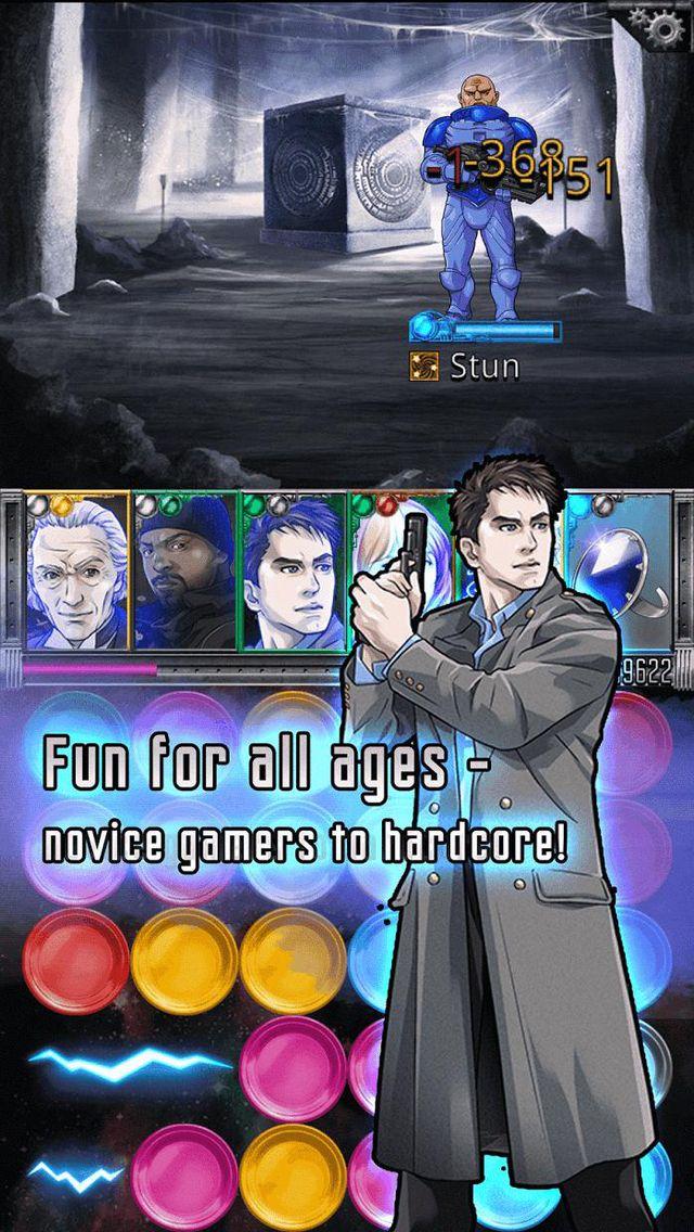 Doctor Who: Legacy screenshot
