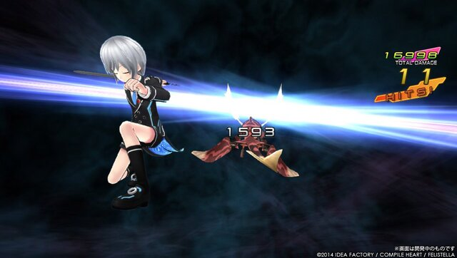 Hyperdimension Neptunia ReBirth2 screenshot