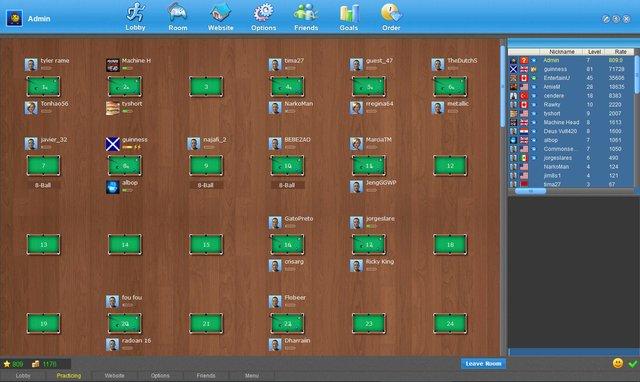 Pool 2D - Poolians screenshot