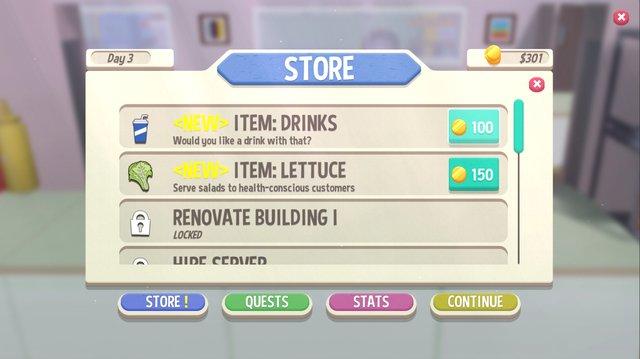 Diner Bros screenshot