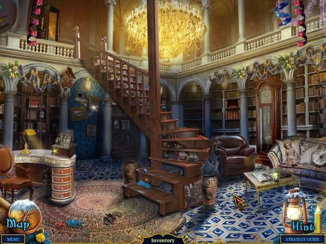Christmas Stories: Nutcracker Collector's Edition screenshot