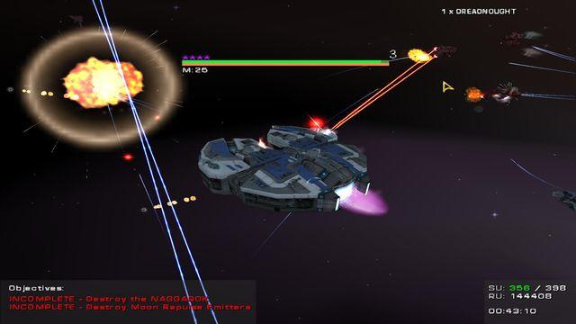 Homeworld: Emergence screenshot