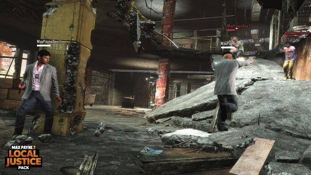 Max Payne 3: Local Justice Map Pack screenshot