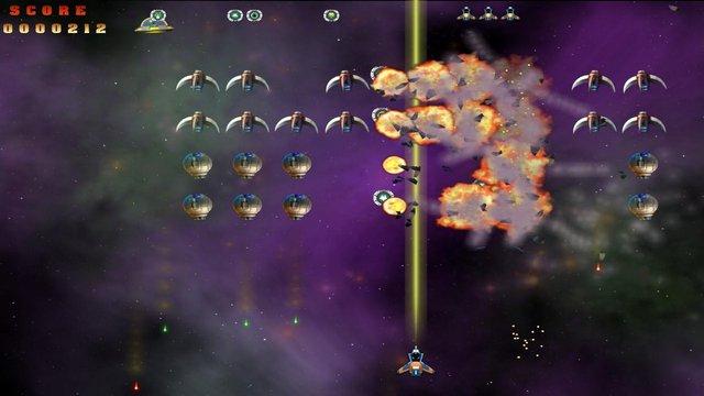 Firebird - Steam version screenshot