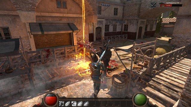 Skull Feast - Multiplayer Slasher screenshot