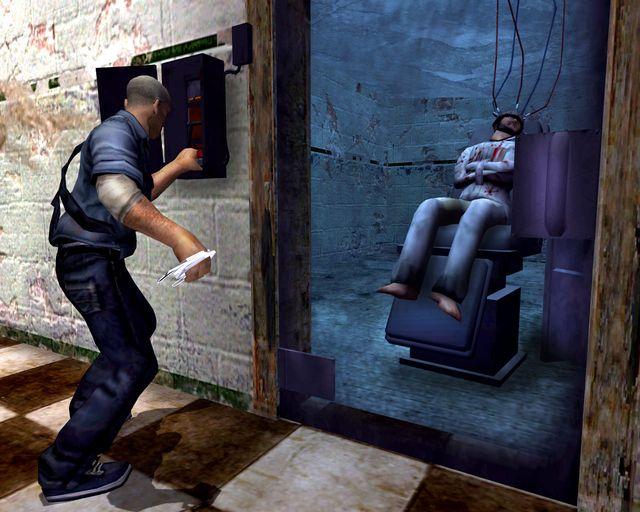 Manhunt screenshot