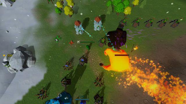 Heroes of Delum screenshot