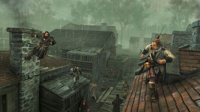Assassin's Creed III: Battle Hardened Pack screenshot