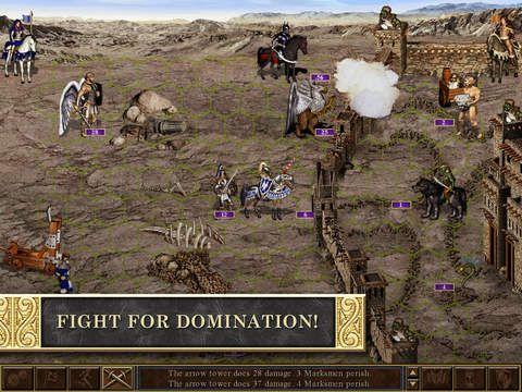 Heroes of Might & Magic III - HD Edition screenshot