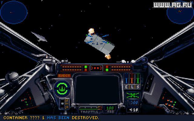 Star Wars: X-Wing - B-Wing Tour of Duty screenshot