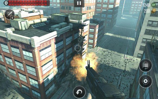 World War Z screenshot