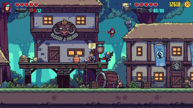 Bullet Age screenshot