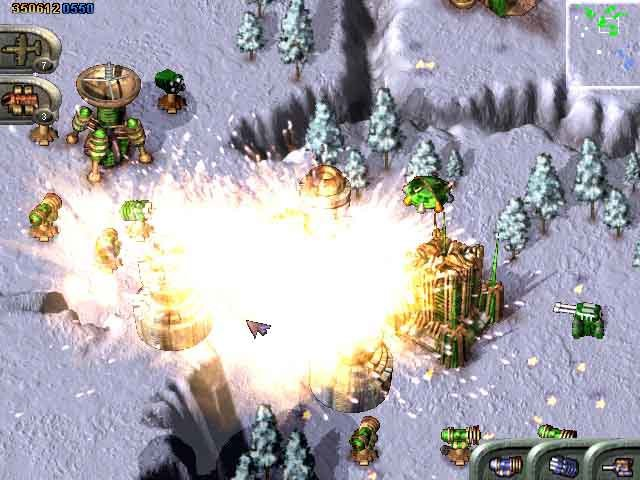State of War and Warmonger Classic 2001 screenshot