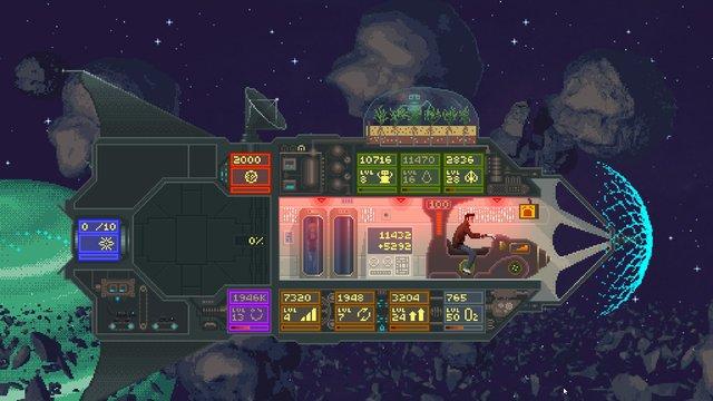 Human-powered spacecraft screenshot