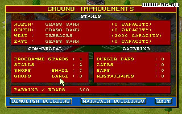 Ultimate Soccer Manager screenshot