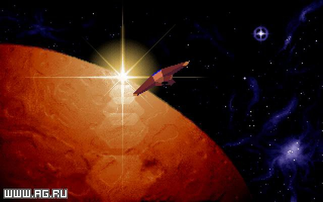 Advanced Galactic Empire screenshot