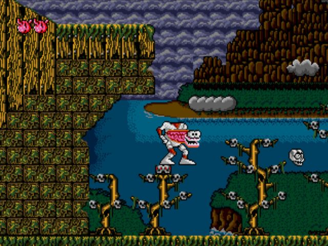 Decap Attack (1991) screenshot