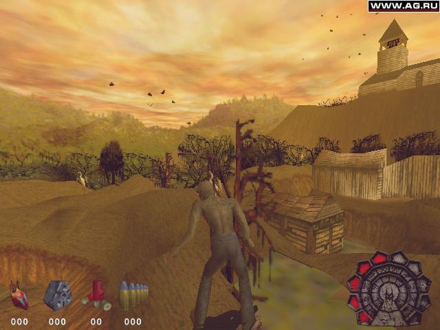 Тень screenshot