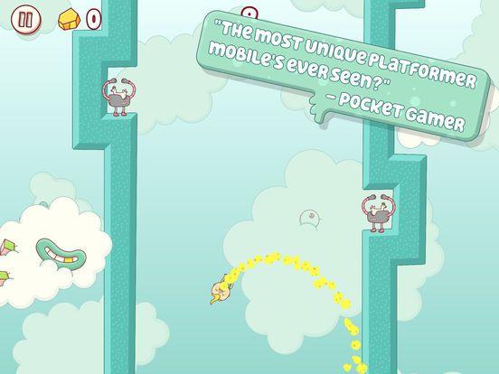 Eggggg - The Platform Puker screenshot